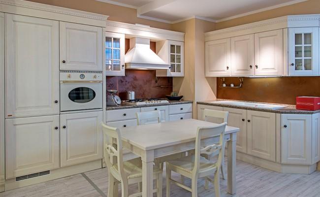 Cucina scavolini baltimora a - Cucina scavolini classica ...