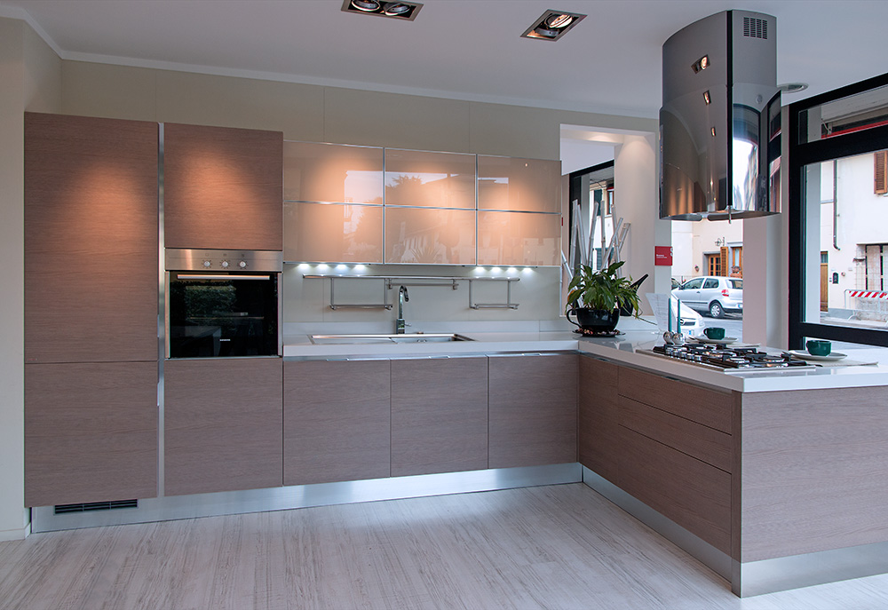 Beautiful Cucina Scenery Scavolini Contemporary - Ideas & Design ...