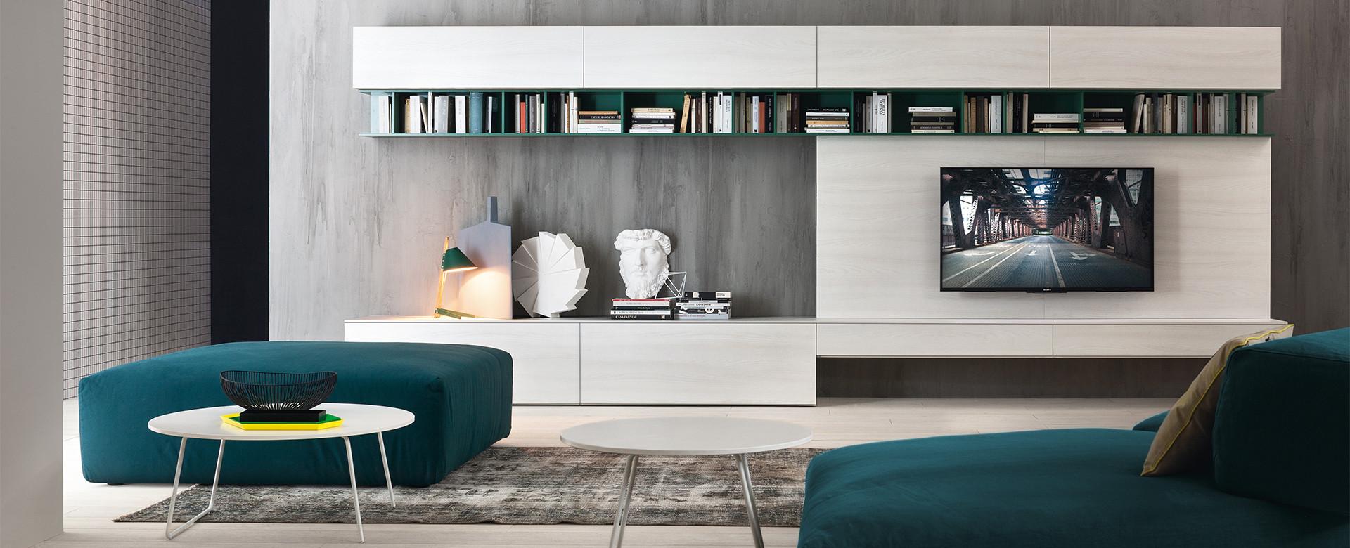 Bussolotto novamobili for Muebles de salon de diseno italiano