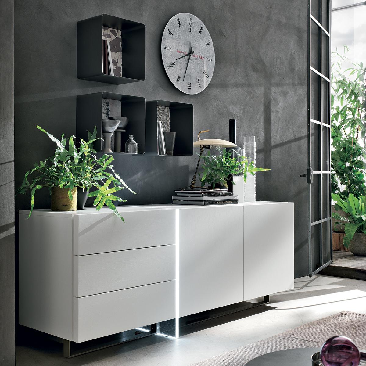 soggiorni | linea casa arredamento - Soggiorno Moderno Tomasella 2