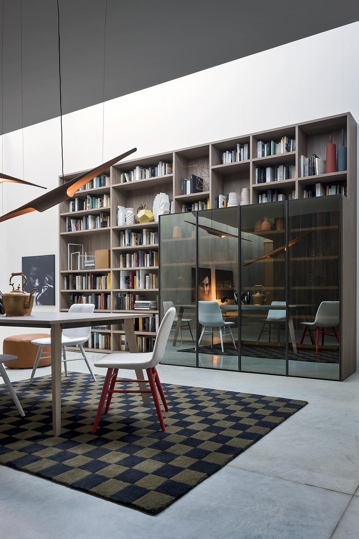 spalla novamobili. Black Bedroom Furniture Sets. Home Design Ideas