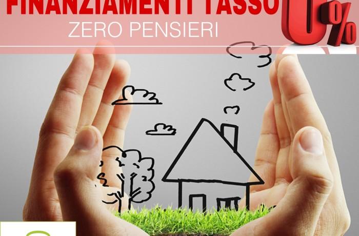 FINANZIAMENTI TASSO ZERO!!!    TAN 0 TAEG 0